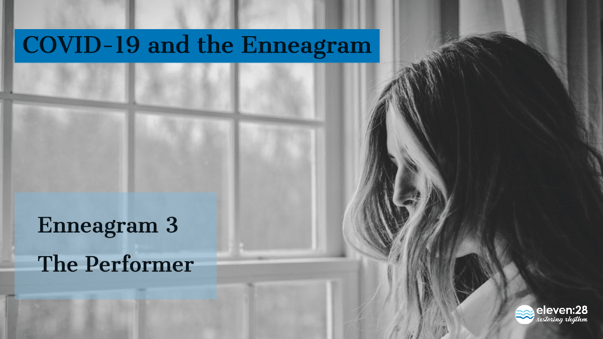 Enneagram 3: We Need a Good Dose of Inaction